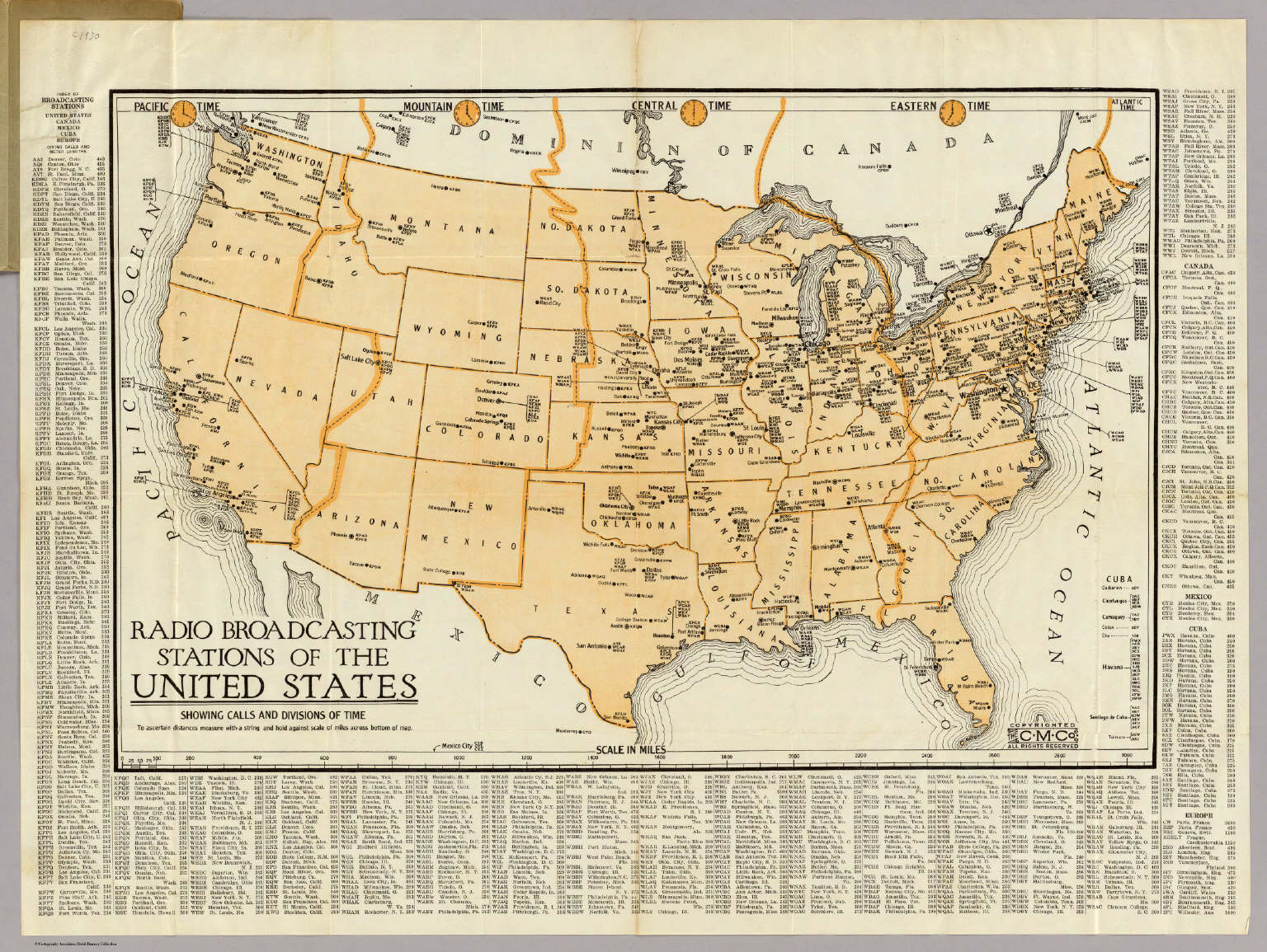 radio broadcasting stations of the united states