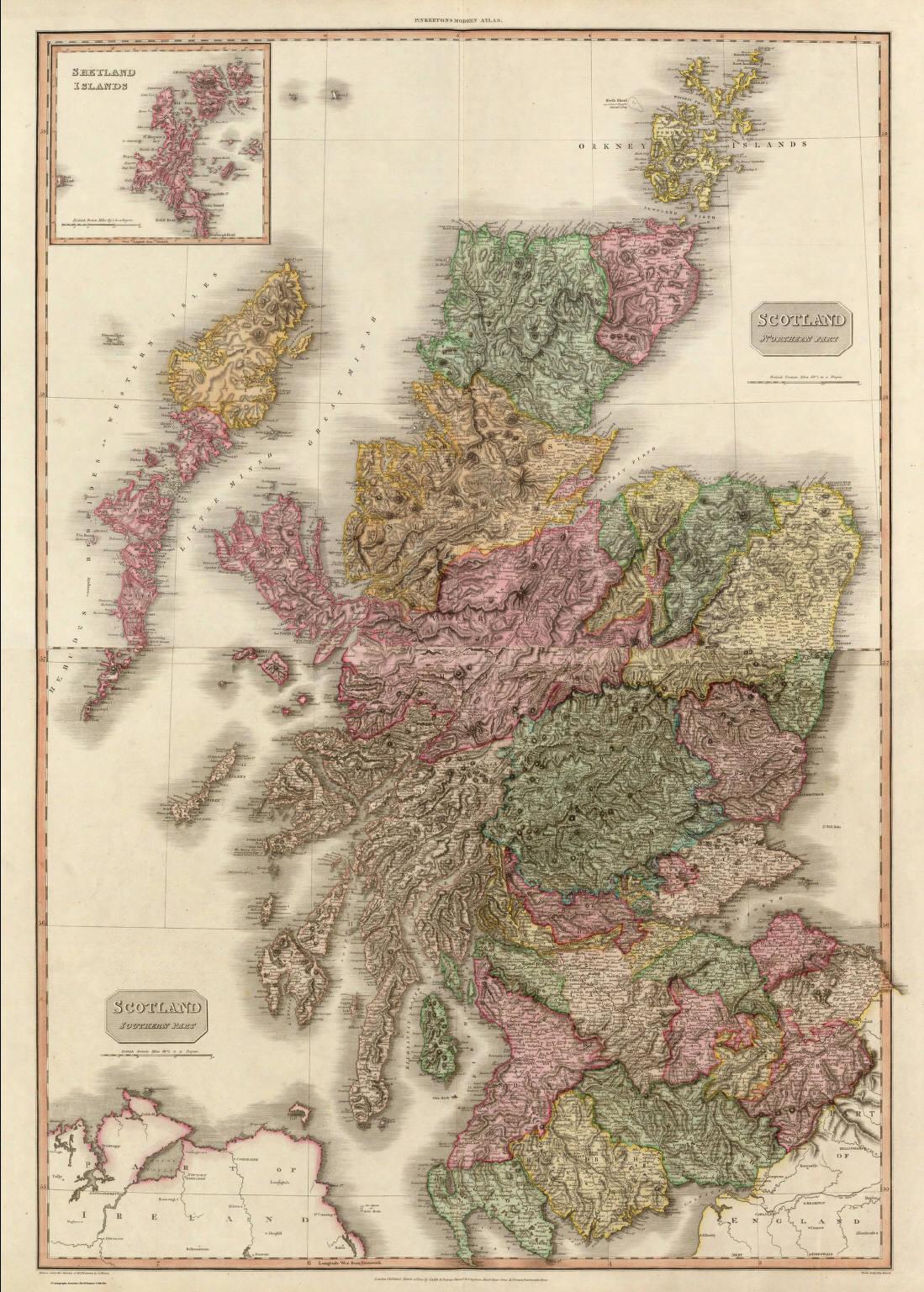 Composite: Scotland.
