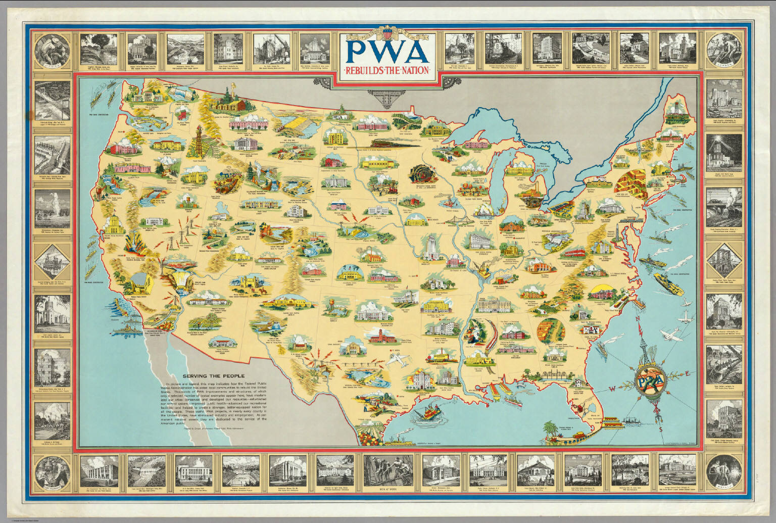 Pwa rebuilds the nation david rumsey historical map collection pwa rebuilds the nation gumiabroncs Choice Image