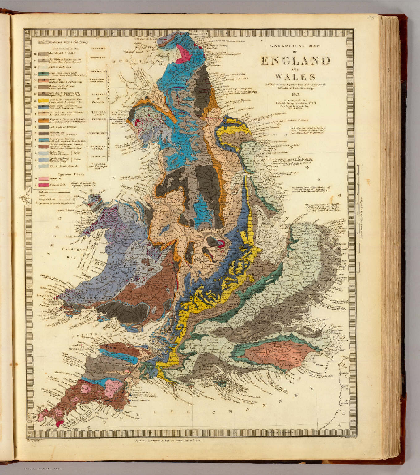 Geological map england wales david rumsey historical map geological map england wales gumiabroncs Choice Image