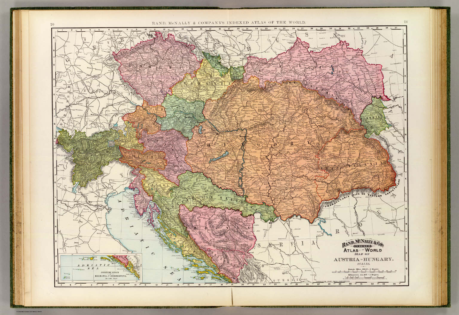 Austria hungary david rumsey historical map collection austria hungary gumiabroncs