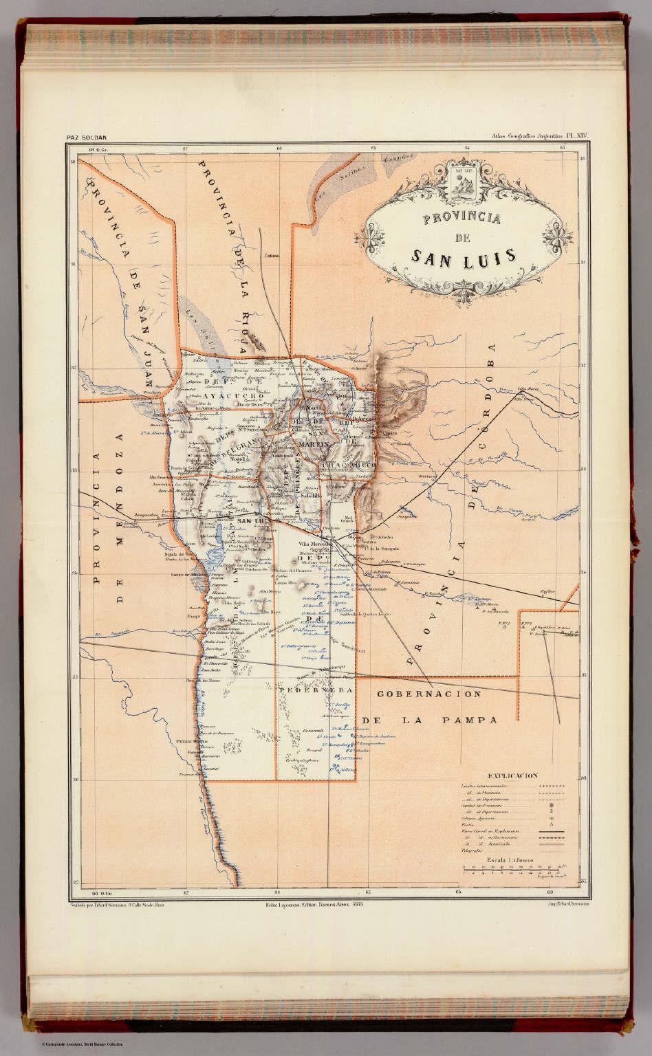 Provincia de San Luis.