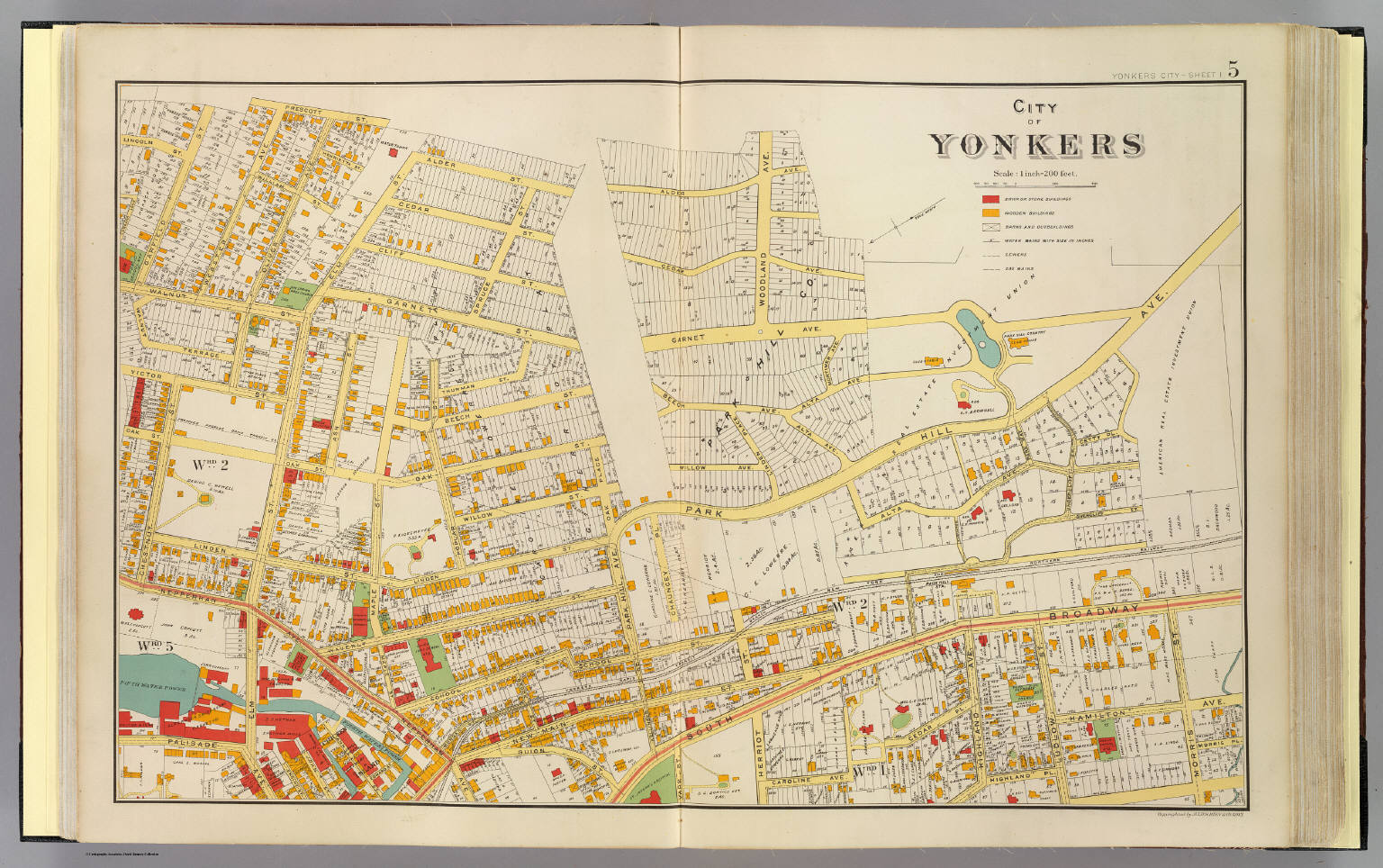 Yonkers 1 David Rumsey Historical Map Collection