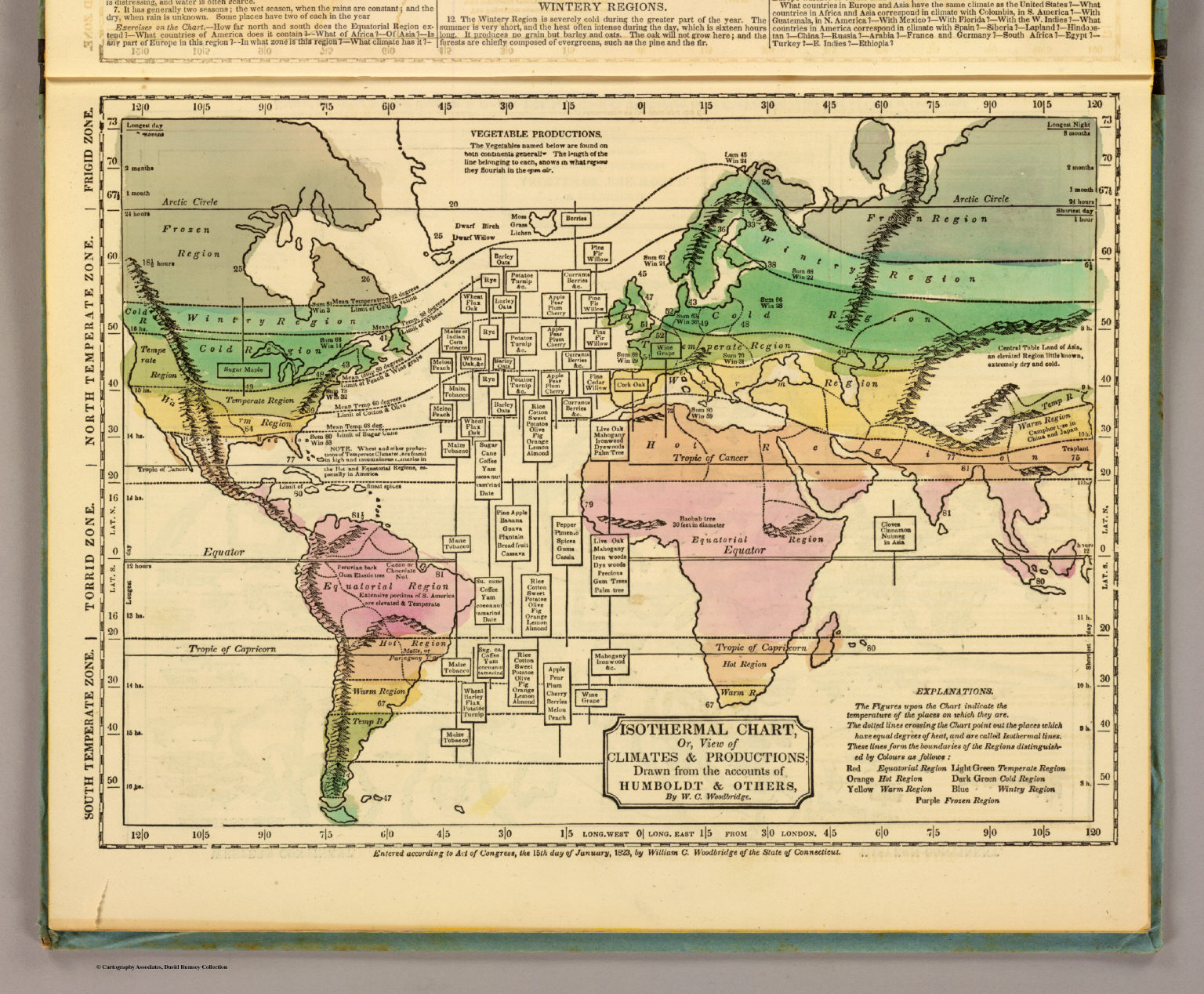 Isothermal chart productions david rumsey historical map collection georeference this map buy print export gumiabroncs Image collections