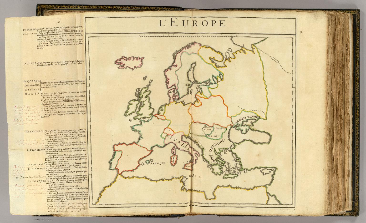 Lu0027Europe (nom, Maison, Religion, Etc. Des Souverains)
