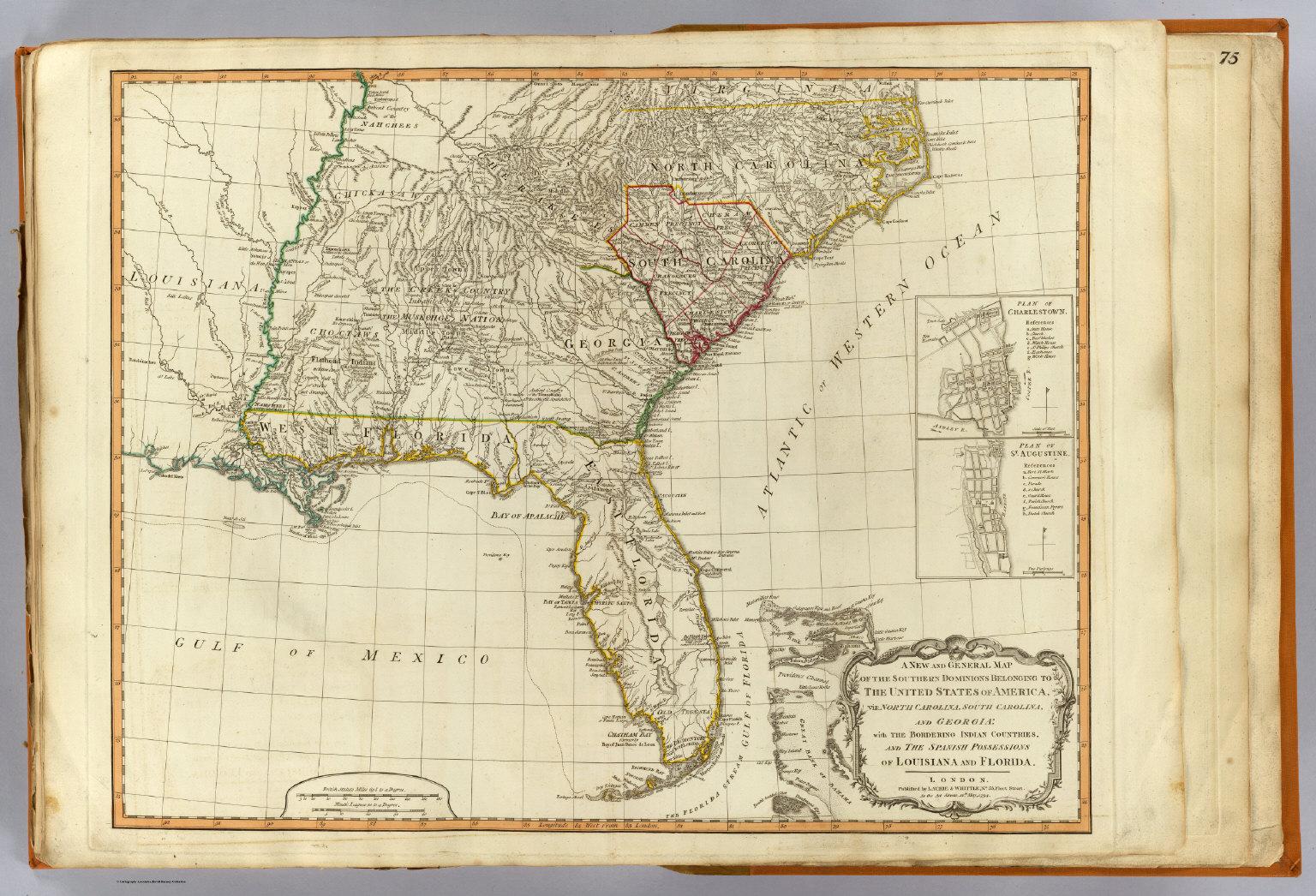 Southern dominions U.S.