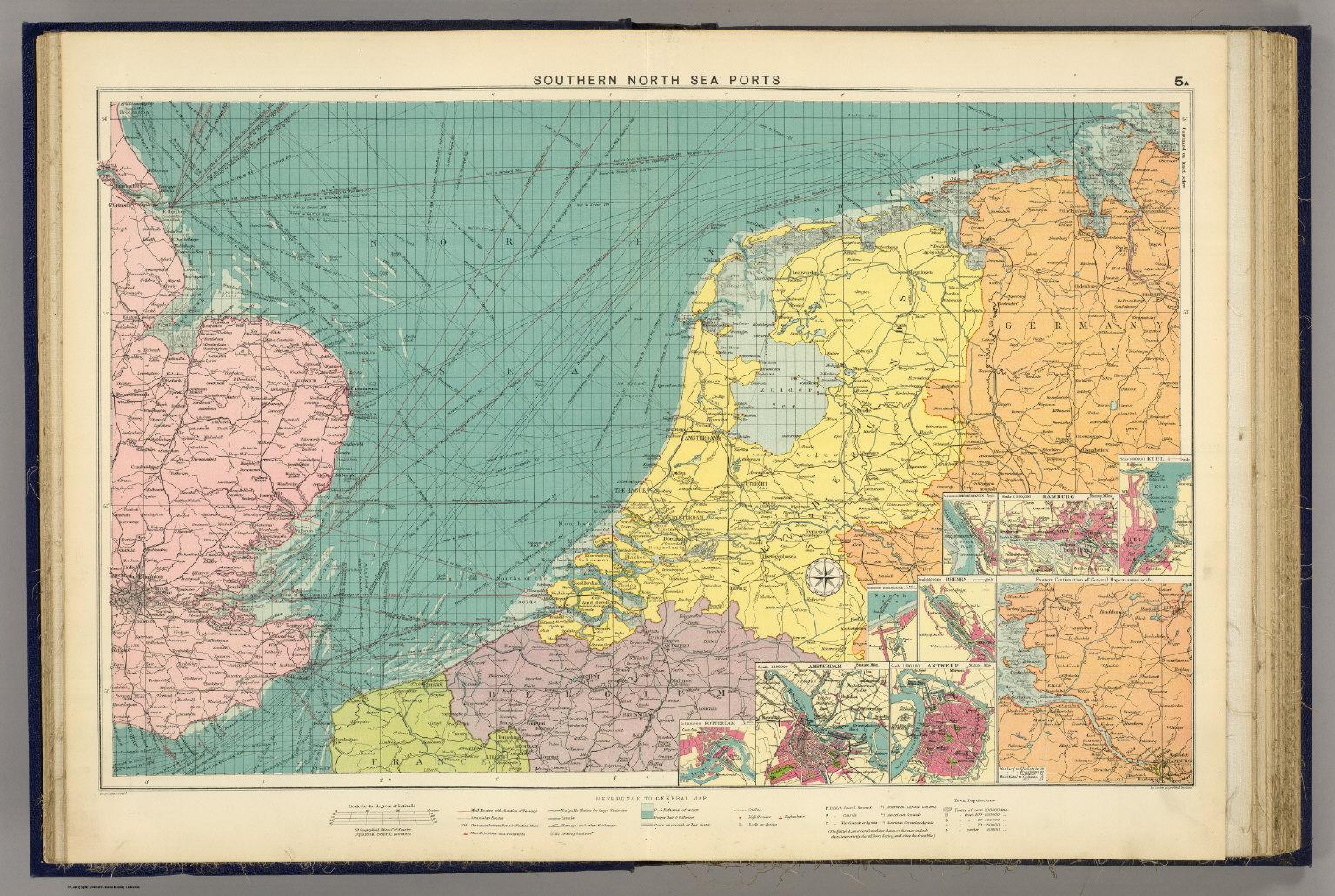 S. North Sea ports.