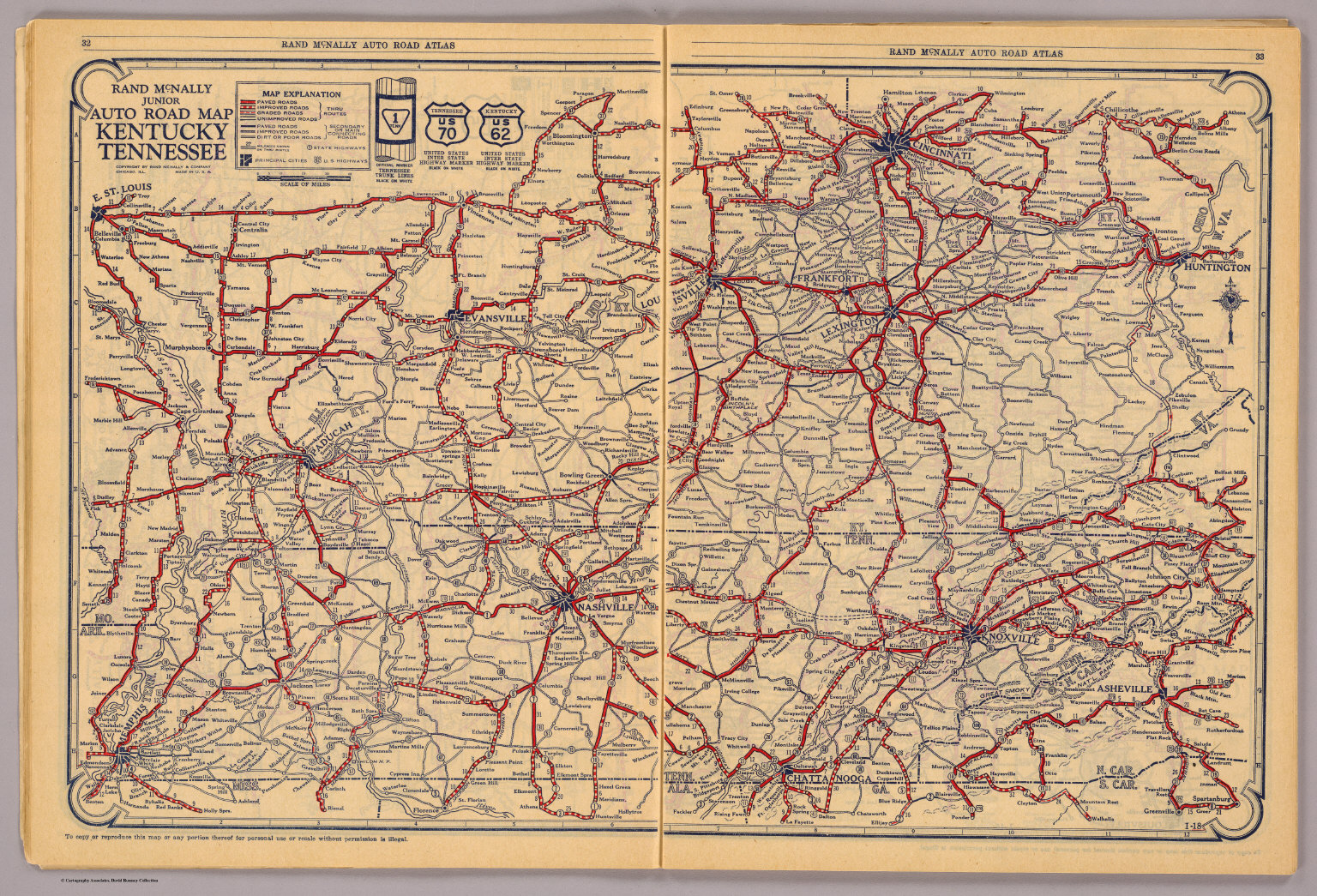 Kentucky, Tennessee. - David Rumsey Historical Map Collection on st. louis kentucky map, sharp kentucky map, ky hwy map, rand mcnally home, lexington kentucky map, mapquest kentucky map,