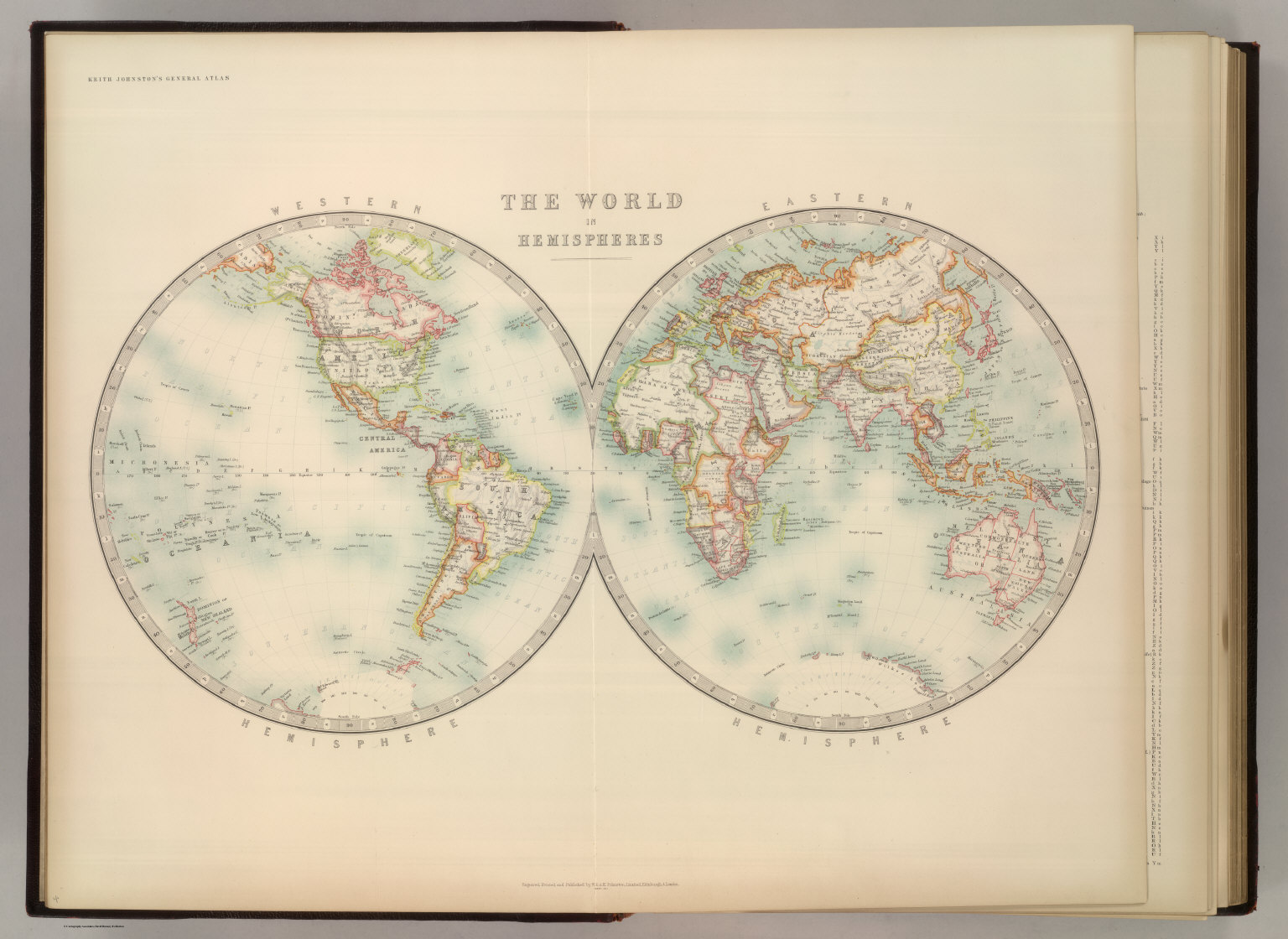 Best photos of blank map of eastern hemisphere blank map of blank world in hemispheres david rumsey historical map collection blank world map with hemispheres gumiabroncs Choice Image