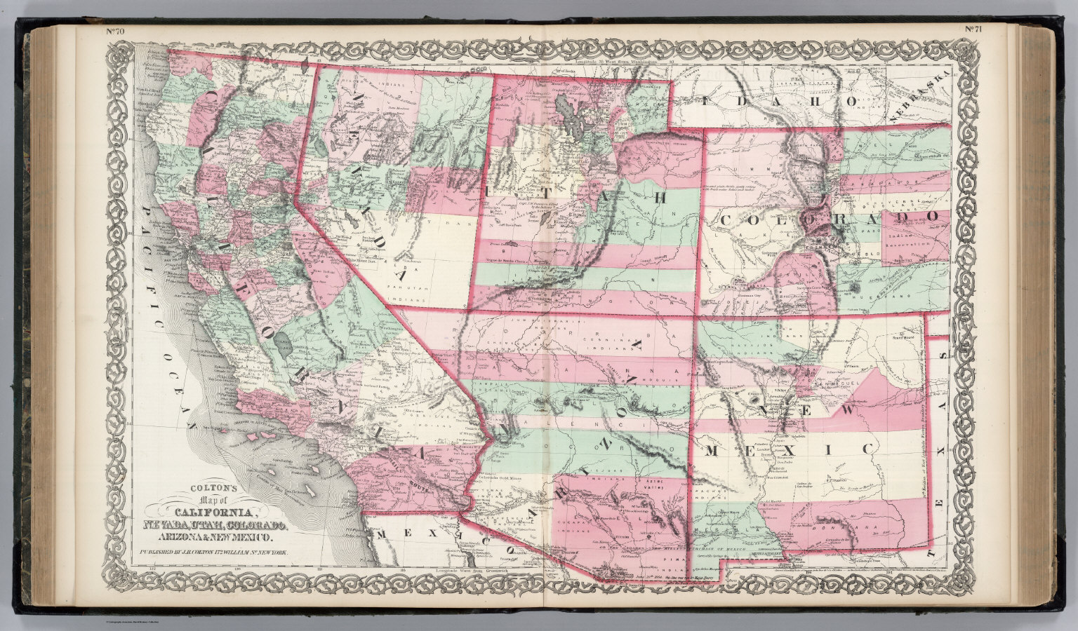 California, Nevada, Utah, Colorado, Arizona and New Mexico. - David ...