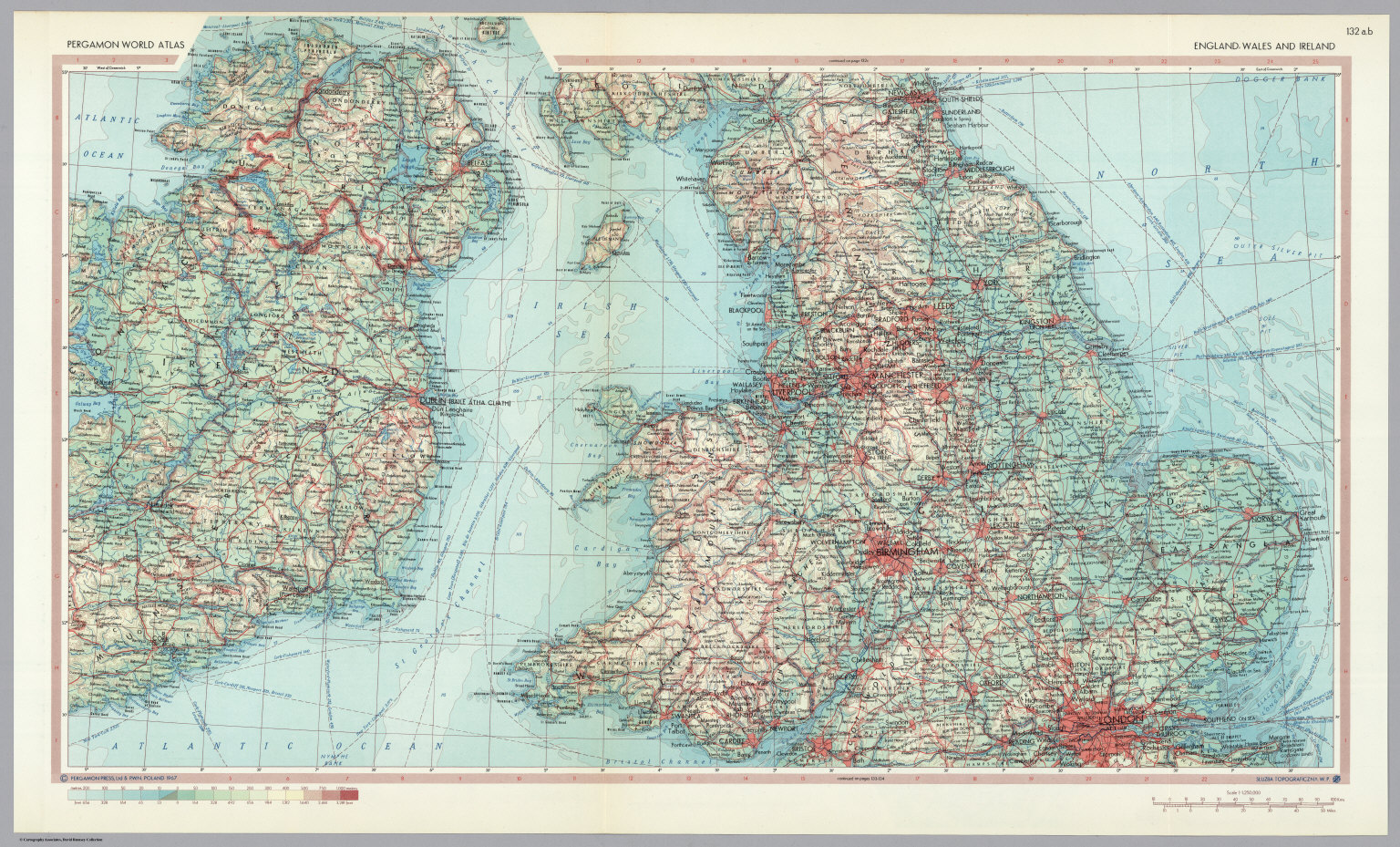 England wales and ireland pergamon world atlas david rumsey england wales and ireland pergamon world atlas gumiabroncs Choice Image