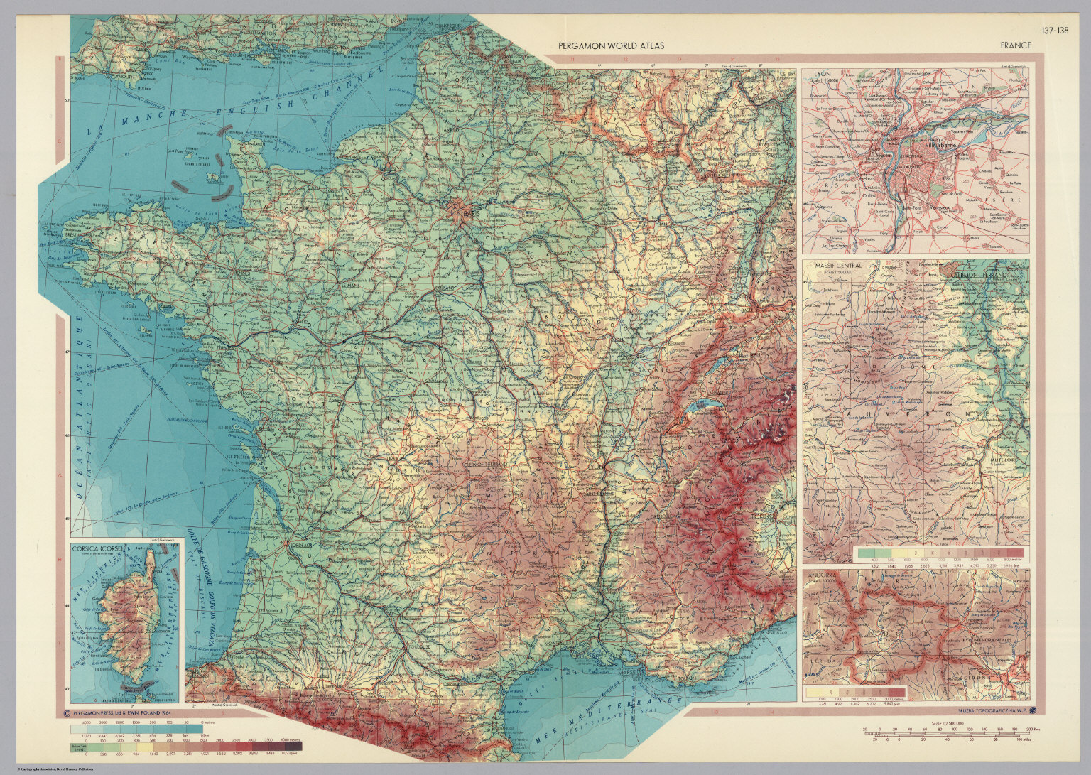 France pergamon world atlas david rumsey historical map collection france pergamon world atlas gumiabroncs Images