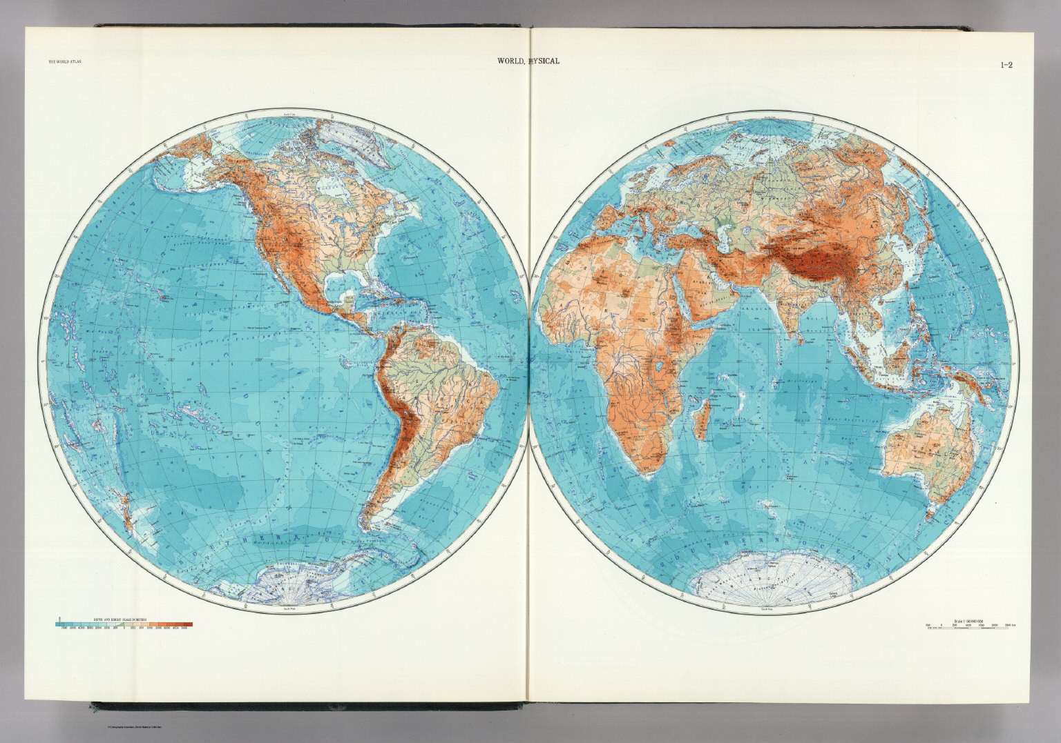 1 2 world physical the world atlas david rumsey historical map the world atlas gumiabroncs Image collections