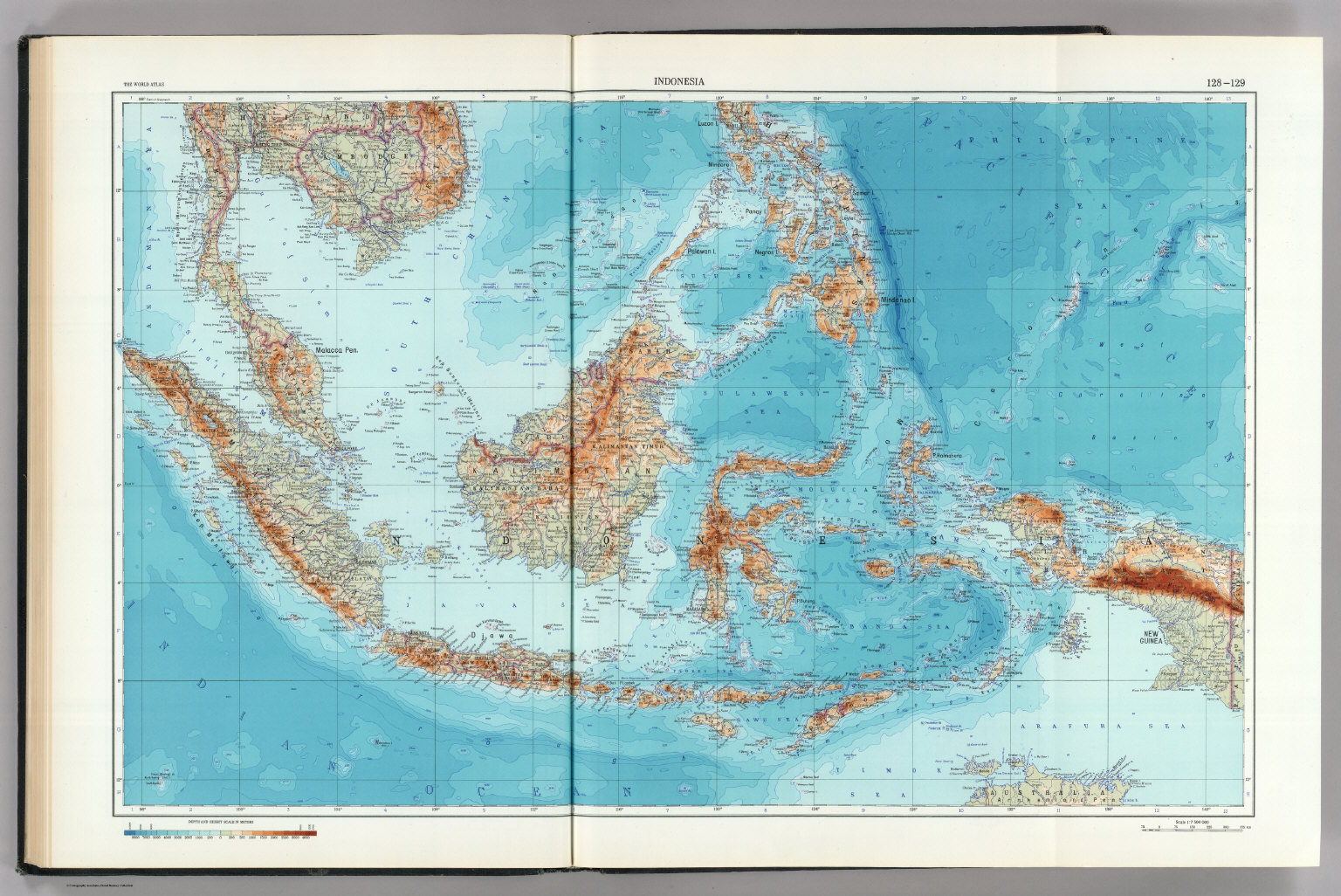 128 129 indonesia the world atlas david rumsey historical map indonesia the world atlas gumiabroncs Image collections