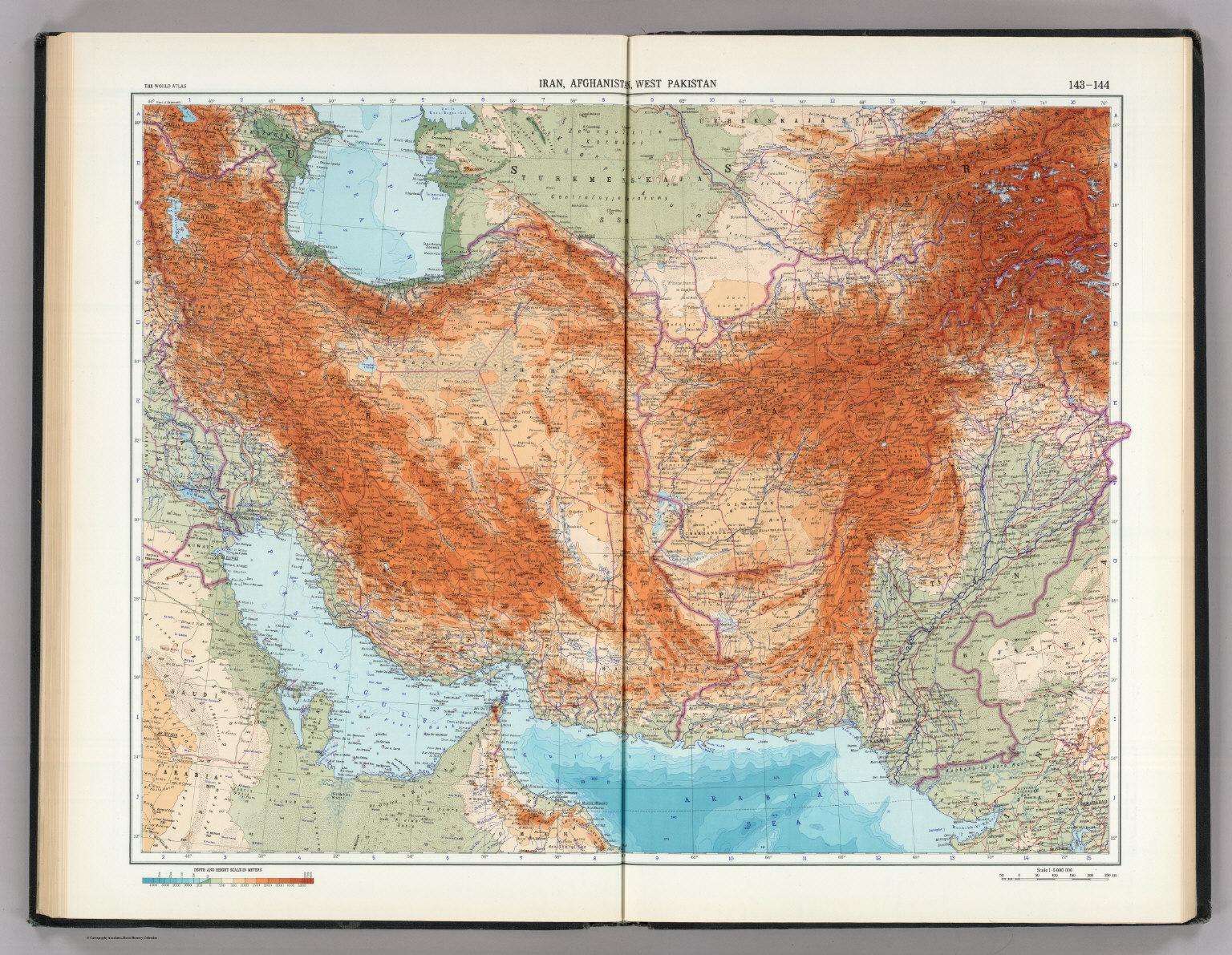 143 144 iran afghanistan west pakistan the world atlas david iran afghanistan west pakistan the world atlas gumiabroncs Choice Image