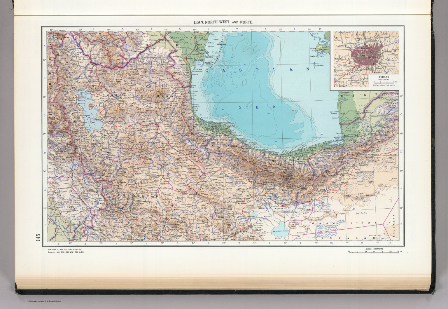 145 iran north west and north tehran the world atlas david iran north west and north tehran the world atlas gumiabroncs Image collections