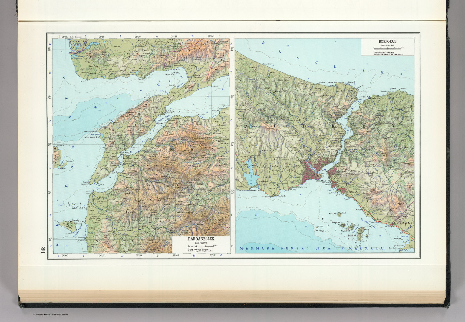 148 dardanelles bosporus the world atlas david rumsey the world atlas gumiabroncs Image collections