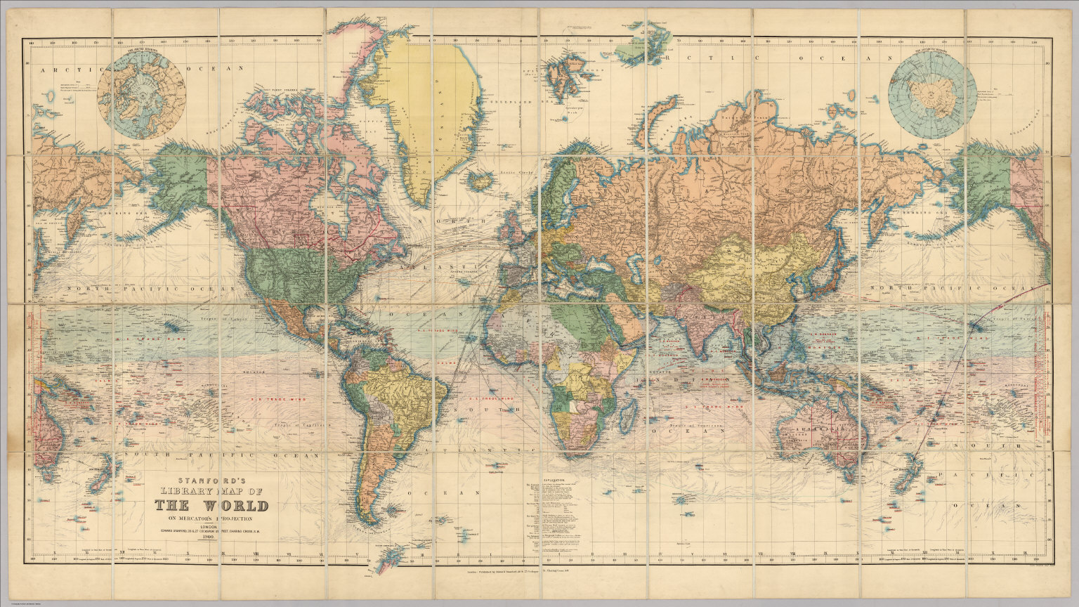 Download 91,000 Historic Maps from the Massive David Rumsey Map ...