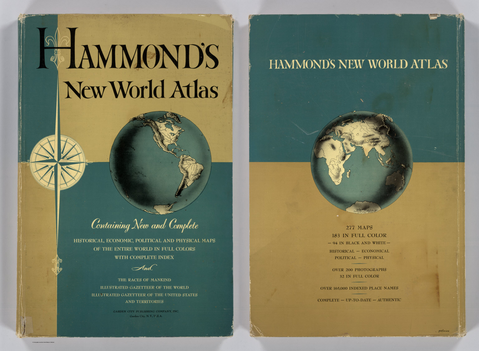 Covers hammonds new world atlas david rumsey historical map covers hammonds new world atlas gumiabroncs Image collections