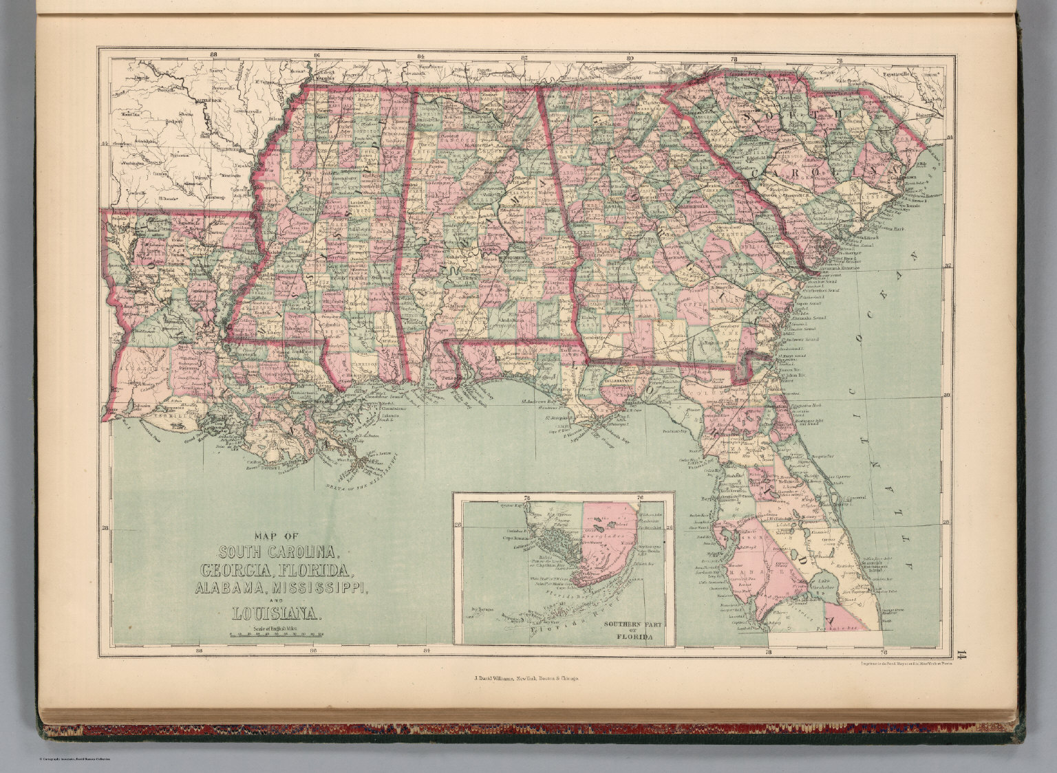 Map Of Georgia Florida And Alabama.South Carolina Georgia Florida Alabama Mississippi And