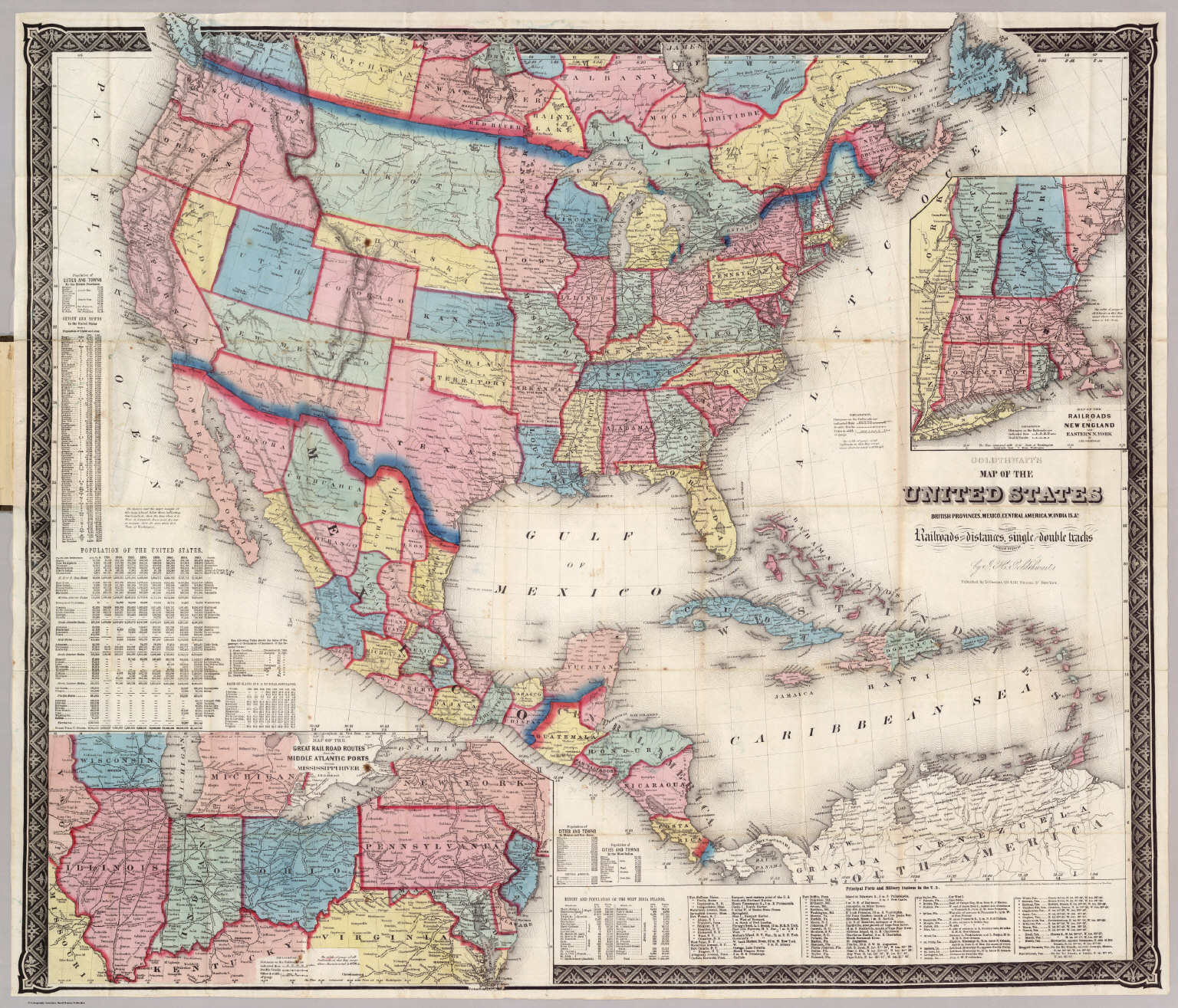 United States - David Rumsey Historical Map Collection