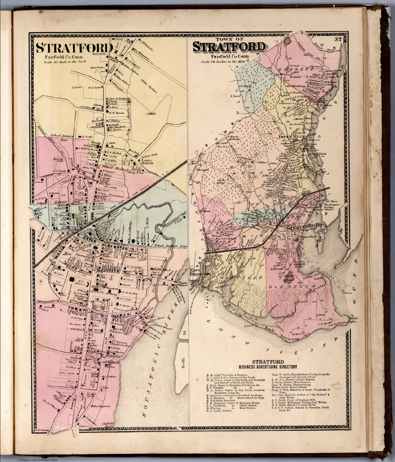Stratford Connecticut. Town of Stratford, Fairfield County ...