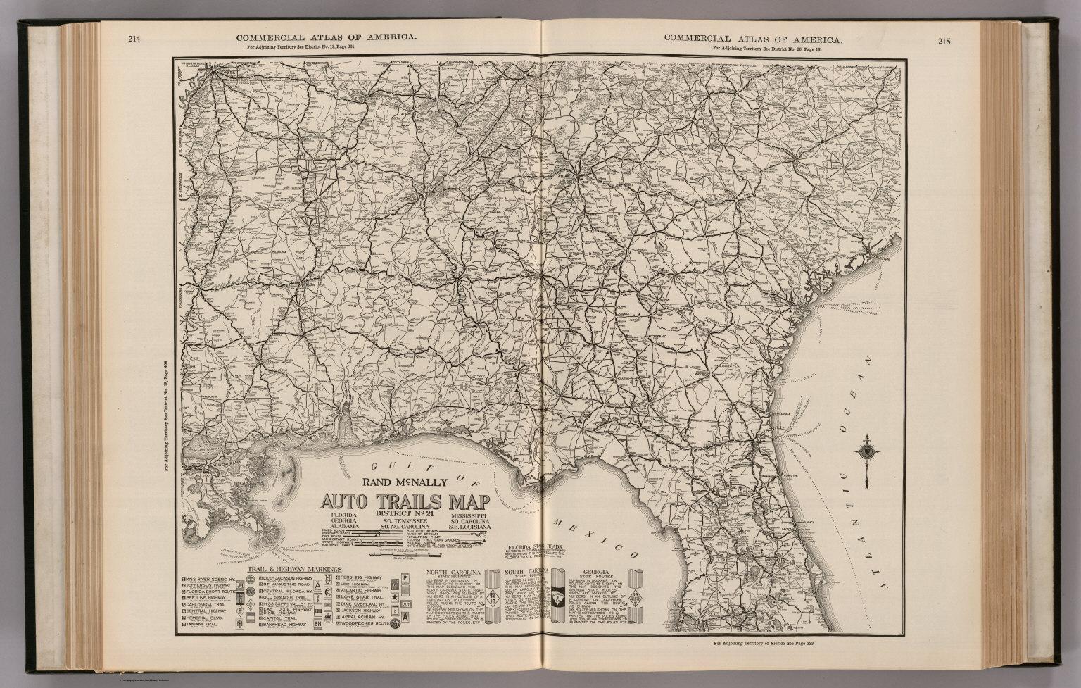 Alabama Florida Map.South Carolina Florida Georgia Mississippi Alabama North