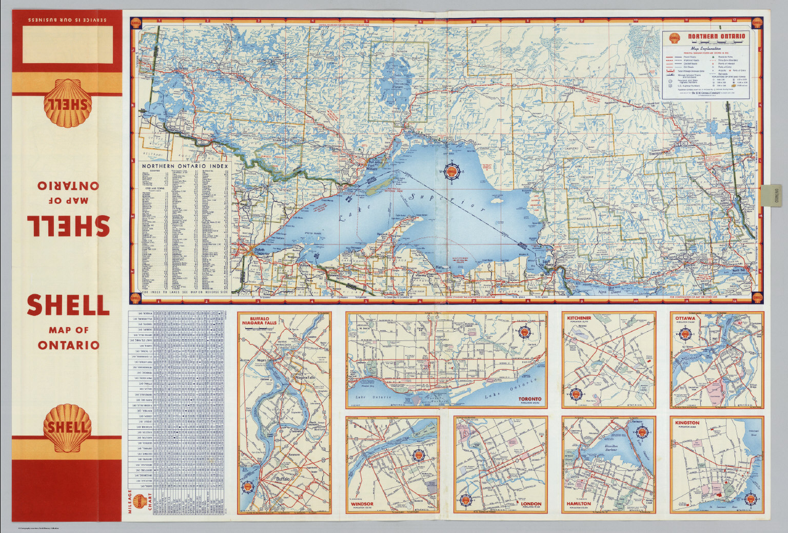 Hamilton Ontario Canada Map.Various Maps Of Cities And Districts In Ontario Canada David
