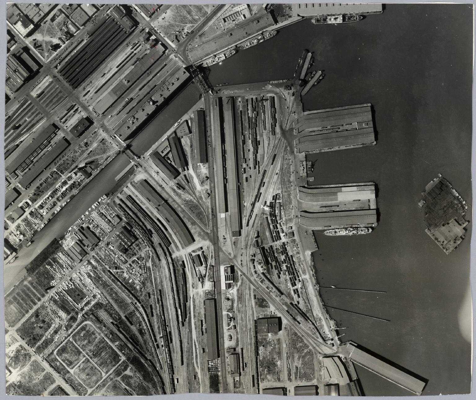 15. San Francisco Aerial Views, August, 1938. (Aerial Photographs).