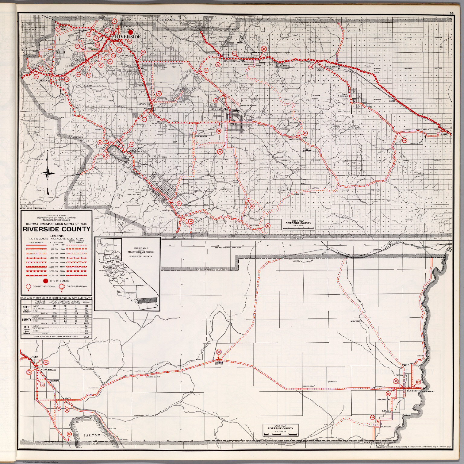 Riverside County. - David Rumsey Historical Map Collection
