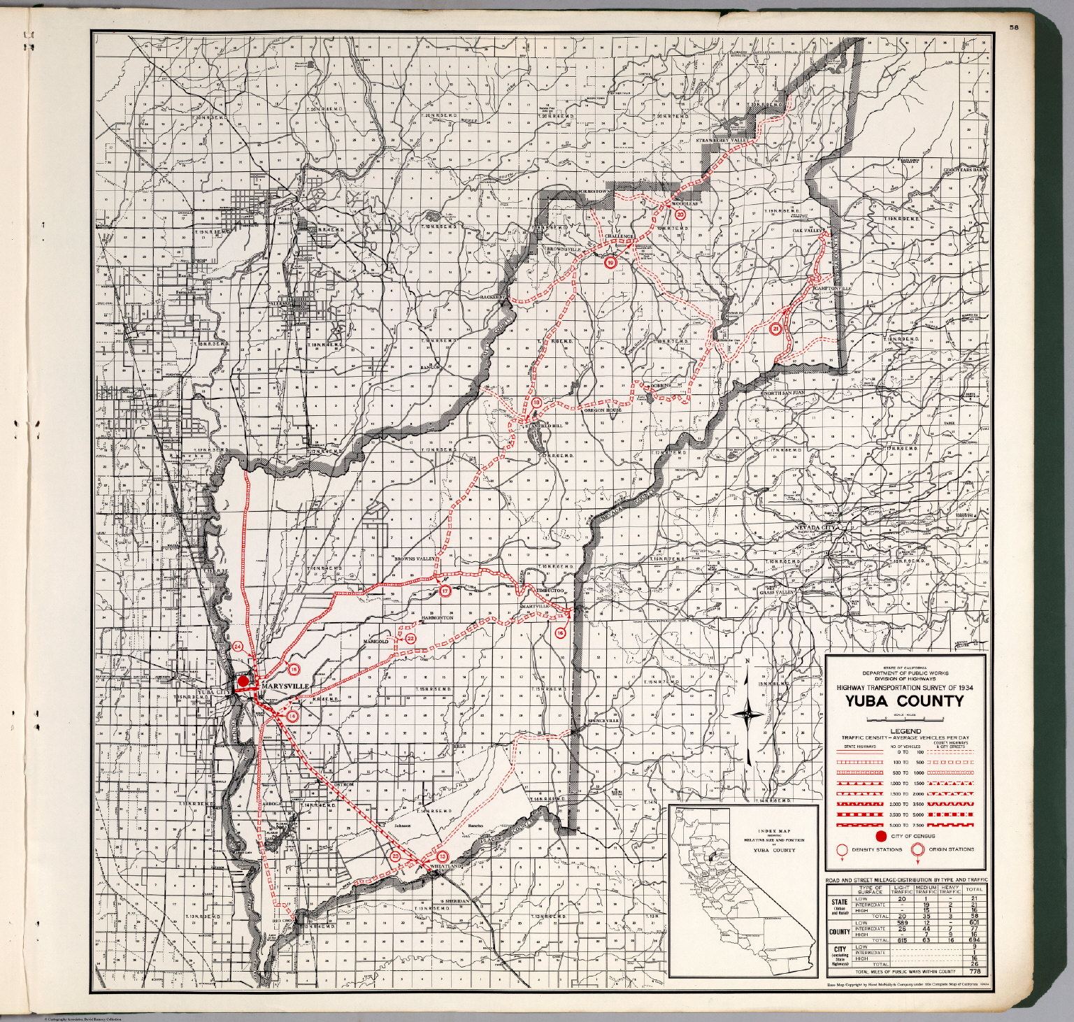 Map Of California Yuba City.Yuba County David Rumsey Historical Map Collection
