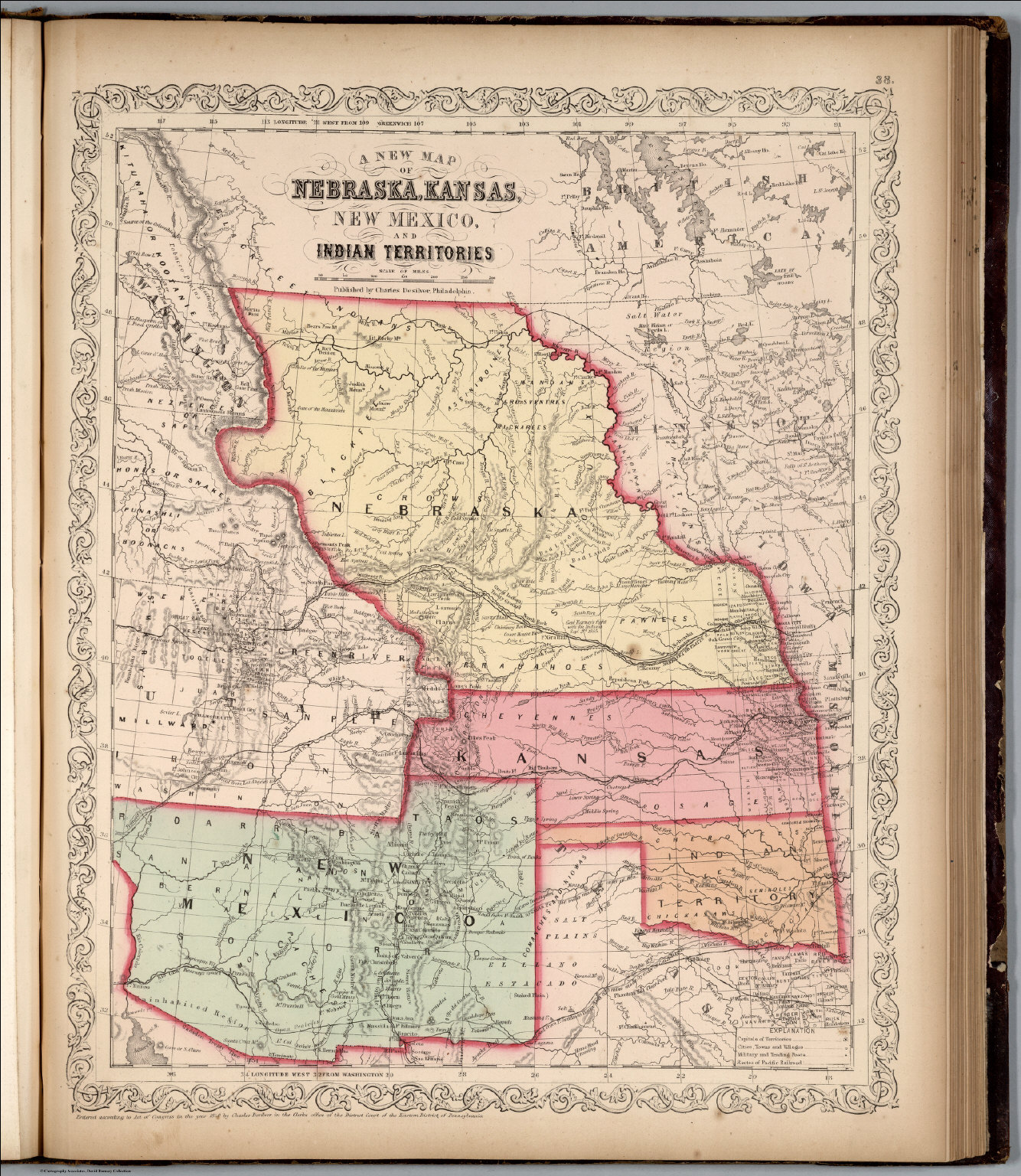 Nebraska kansas new mexico and indian territories david nebraska kansas new mexico and indian territories gumiabroncs Image collections