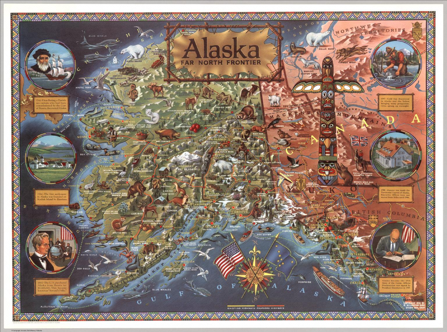 Alaska: Far North frontier