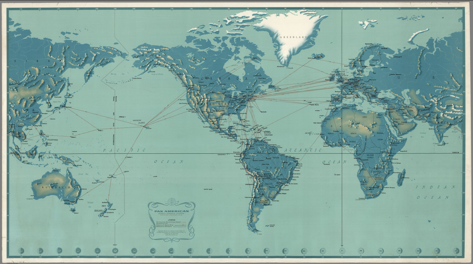 pan american world airways system