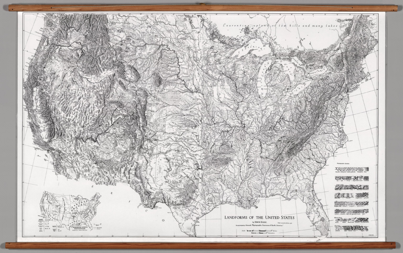 United States -- Physical Landforms (Raisz). - David Rumsey ... on second lady of the united states, latitude of the united states, pipeline maps of the united states, navigable waters of the united states, thematic maps of the united states, economic regions of the united states, the government of the united states, longitude of the united states, northwest region of the united states, military uniforms of the united states, absolute location of the united states, railroad maps of the united states, six regions of the united states, the seal of the united states, different regions of the united states, river systems of the united states, the preamble of the united states, national seal of the united states, pacific region of the united states, blank page of the united states,