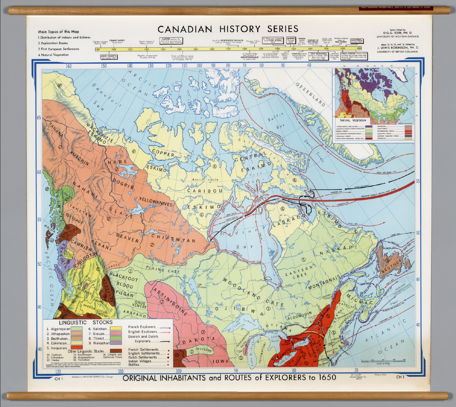 Map Of Canada History.Canada History Exploration David Rumsey Historical Map