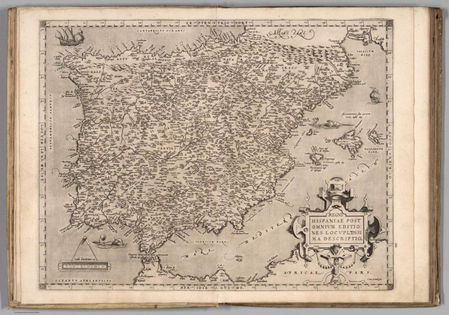(7) Regni Hispaniae.