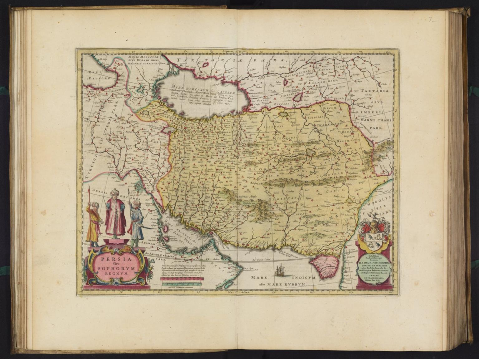Persia, sive Sophorvm Regnvm
