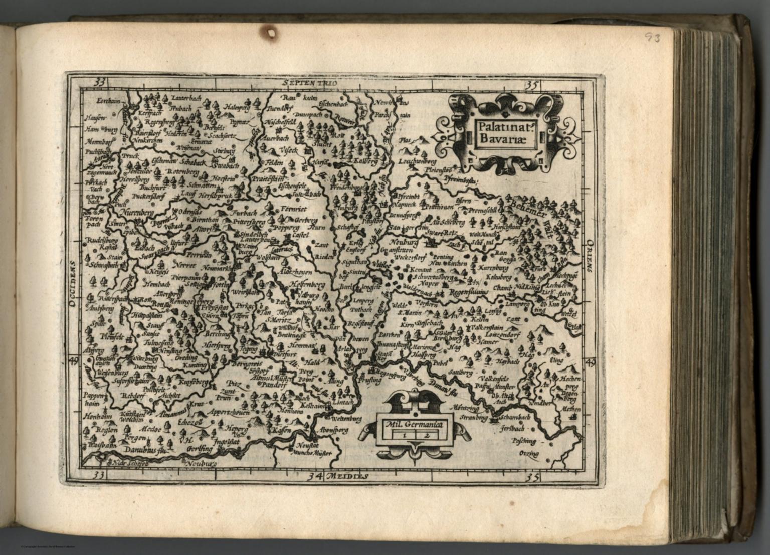 Palatinate Bavariae