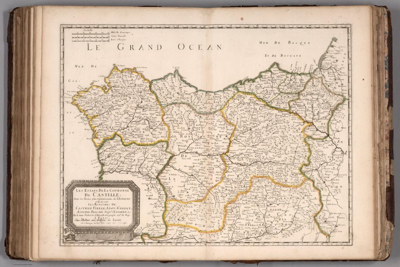 Estates of the Crown of Castile, Spain.