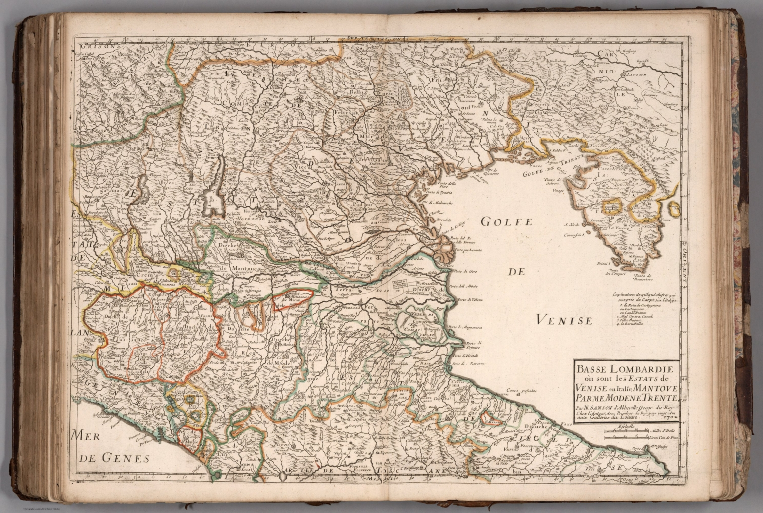 Lower Lombardy Italy David Rumsey Historical Map Collection