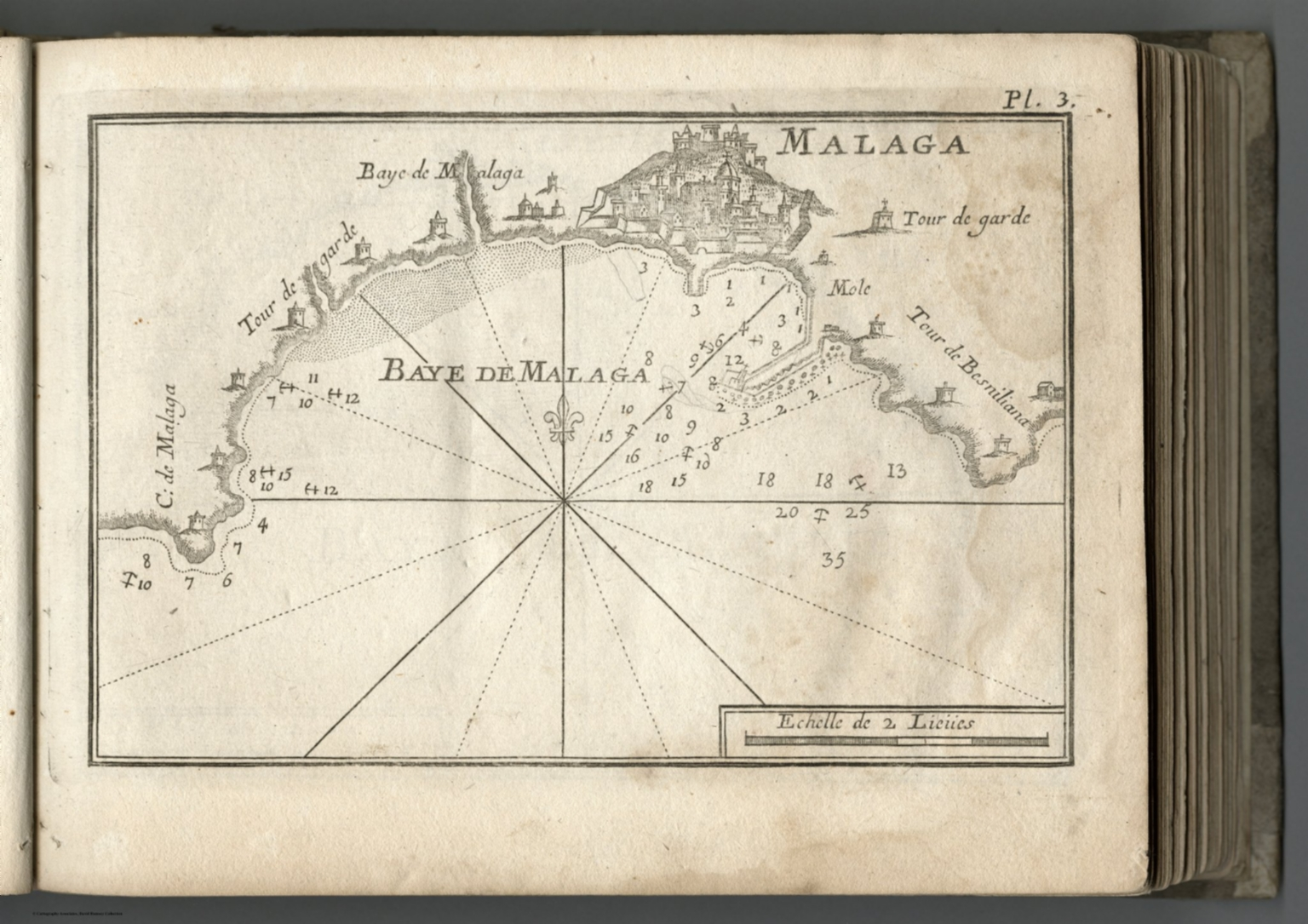 Pl. 3. Malaga Bay, Spain. - David Rumsey Historical Map ... Historic Map Of Malaga on map of marsala, map of penedes, map of italica, map of costa de la luz, map of graysville, map of tampere, map of venice marco polo, map of mount ephraim, map of mutare, map of puerto rico gran canaria, map of macapa, map of sagunto, map of soria, map of getxo, map of iruna, map of cudillero, map of isla margarita, map of andalucia, map of bizkaia, map of monchengladbach,