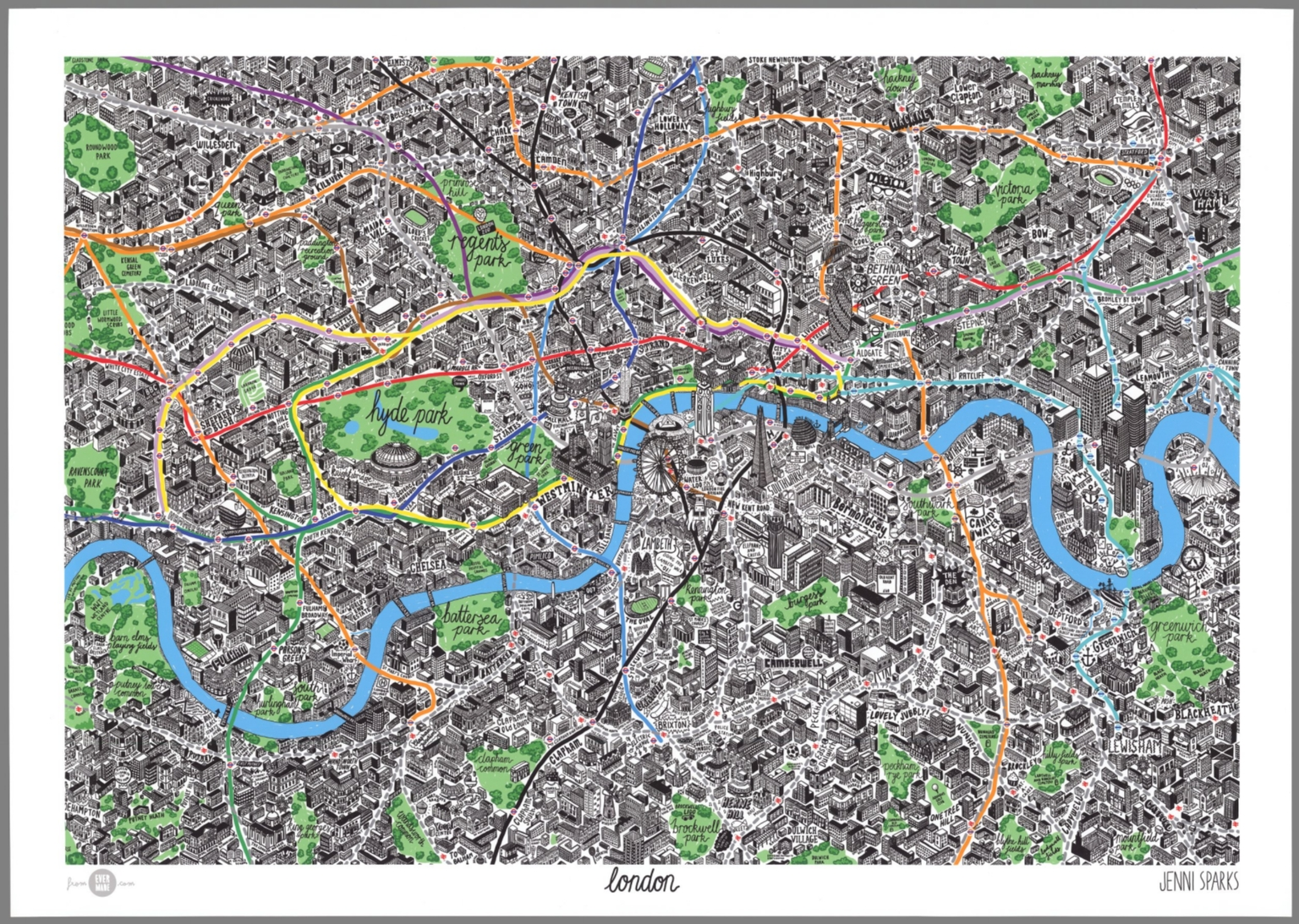 London Tube Map Zones Map Of Oregon