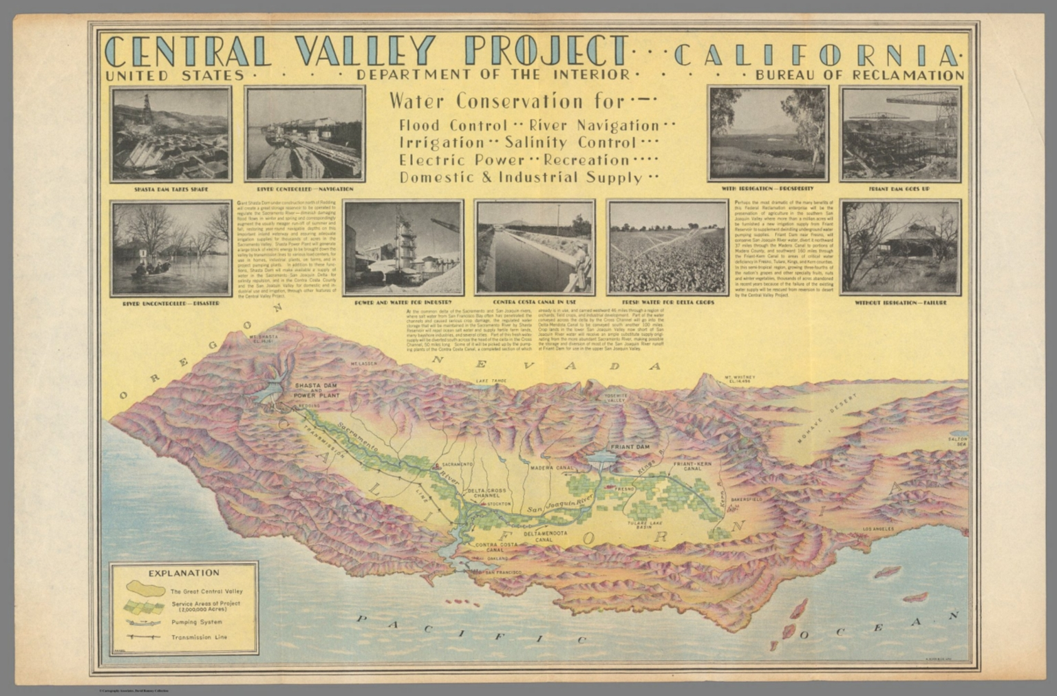 central valley project california