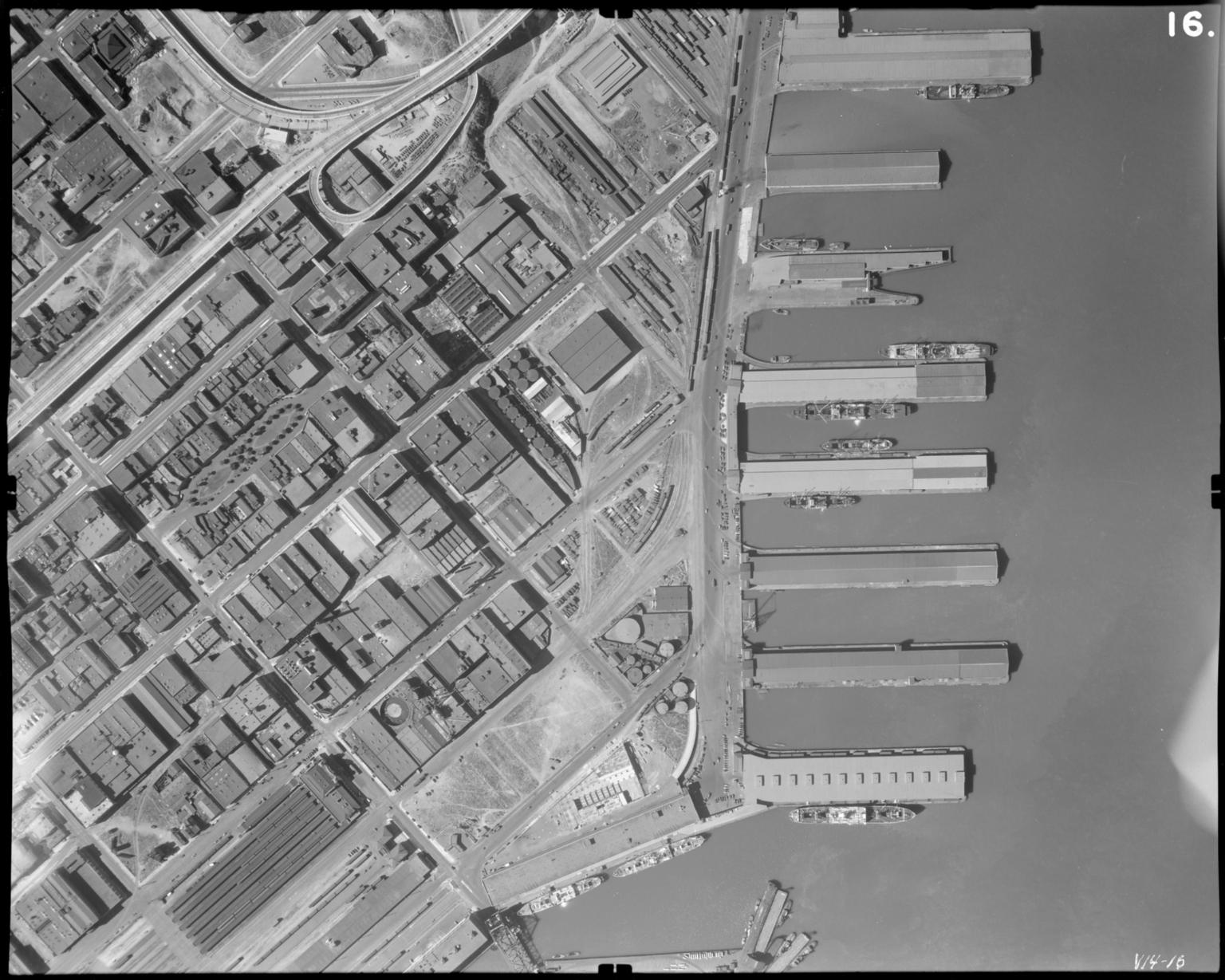 16. San Francisco Aerial Negative.
