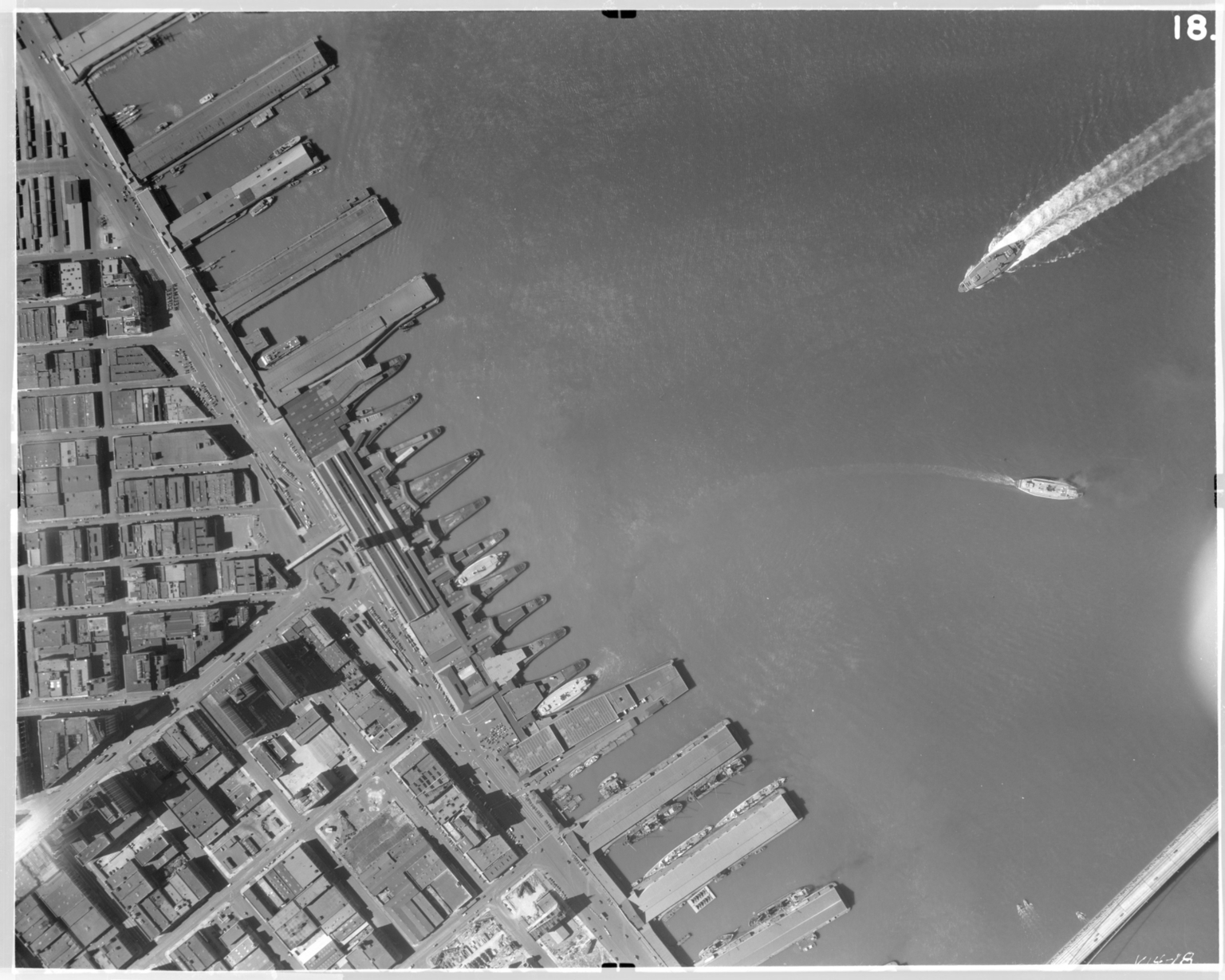 18. San Francisco Aerial Negative.