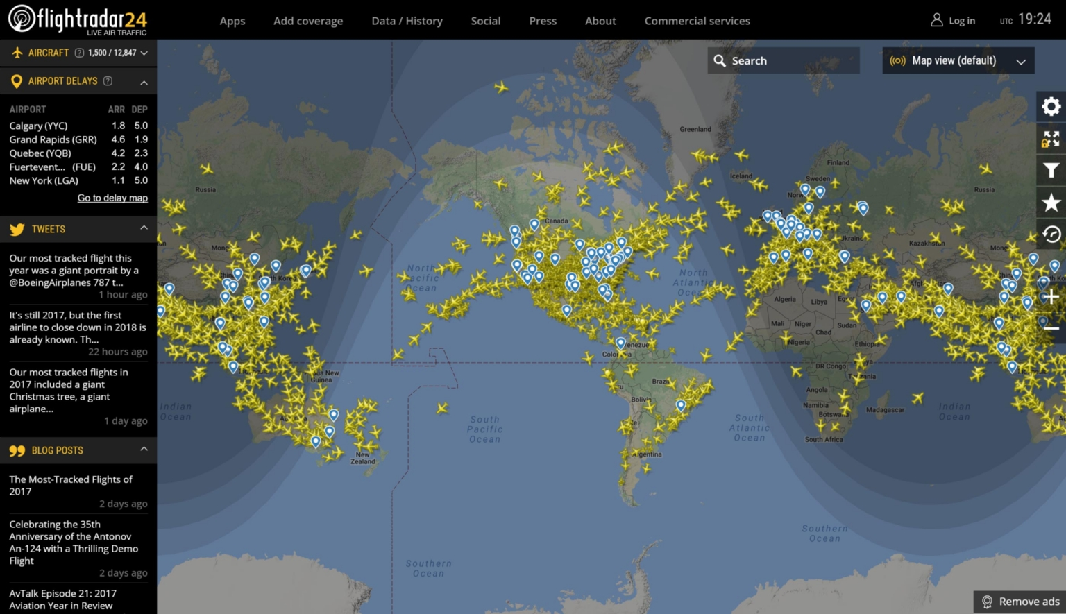 Flightrader24 live air traffic david rumsey historical map collection gumiabroncs Choice Image